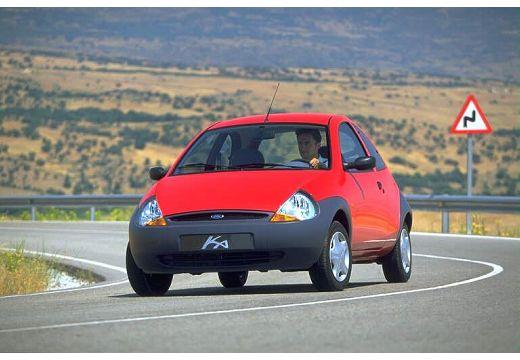 FORD Ka hatchback przedni lewy