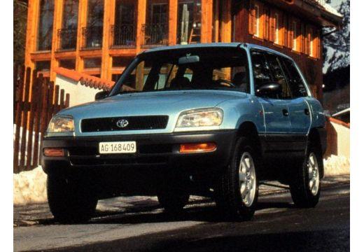 Toyota RAV4 Hardtop kombi przedni lewy