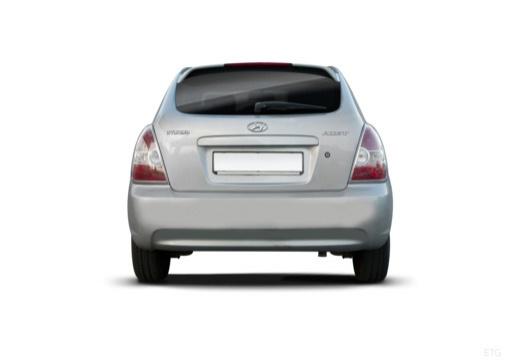 HYUNDAI Accent IV hatchback tylny