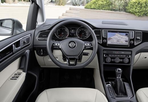 VOLKSWAGEN Golf VII Sportsvan I hatchback