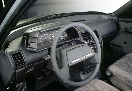LADA 110 I sedan silver grey tablica rozdzielcza