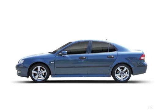 SAAB 9-3 Sport I sedan boczny lewy