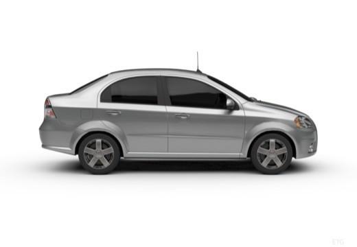 CHEVROLET Aveo II sedan boczny prawy