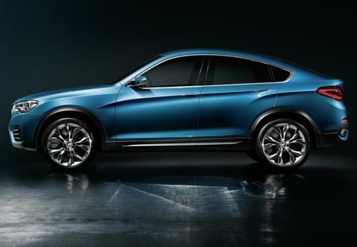 BMW X4 X 4 F26 kombi