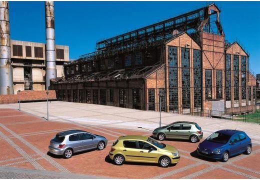 PEUGEOT 307 1.6 Mistral aut Hatchback I 110KM (benzyna)