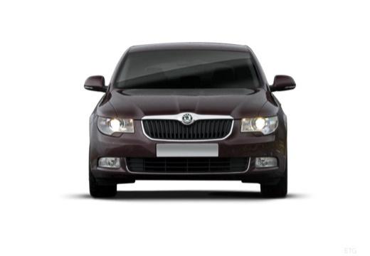 SKODA Superb III hatchback przedni