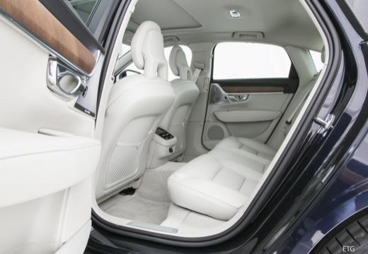 VOLVO S90 I sedan czarny wnętrze