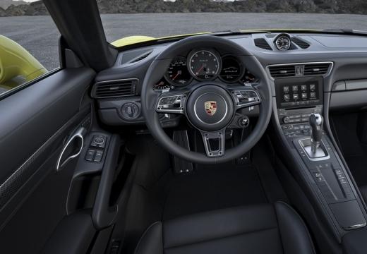 PORSCHE 911 991 II coupe tablica rozdzielcza