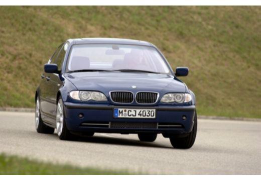 BMW Seria 3 E46/4 sedan niebieski jasny przedni prawy