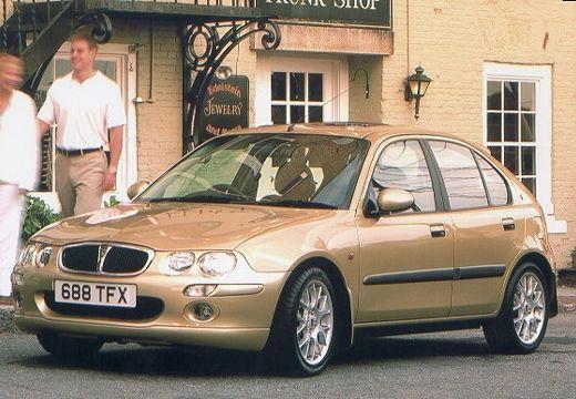 ROVER 25 I hatchback złoty przedni lewy