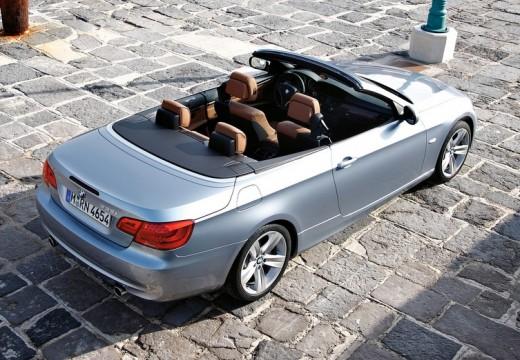 BMW Seria 3 Cabriolet E93 II kabriolet silver grey tylny prawy