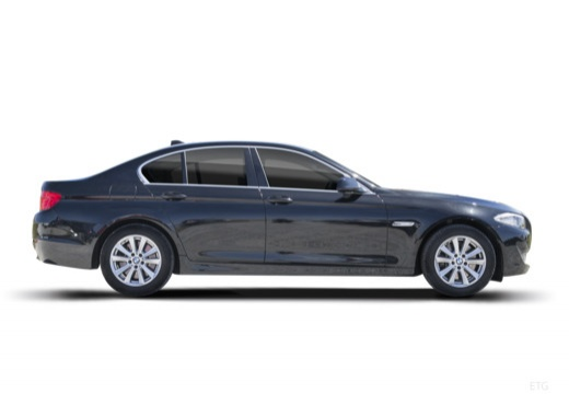 BMW Seria 5 F10 I sedan boczny prawy
