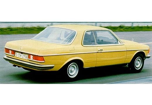 MERCEDES-BENZ 123 Coupe