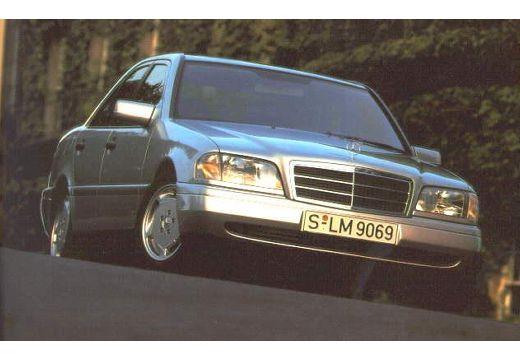 MERCEDES-BENZ C 180 Sport Sedan HO 202 I 1.8 122KM (benzyna)