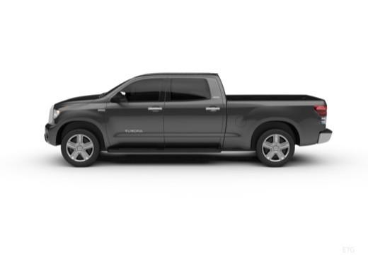 Toyota Tundra II pickup boczny lewy