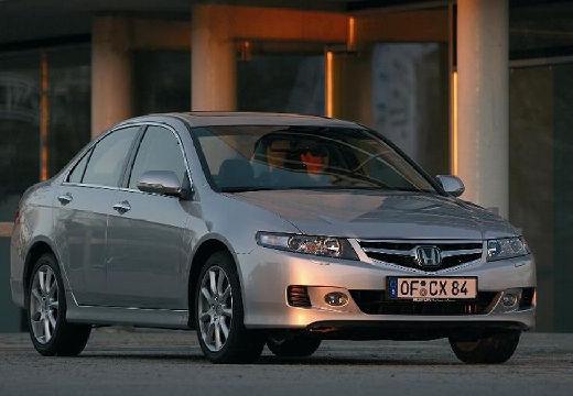 HONDA Accord sedan silver grey przedni prawy