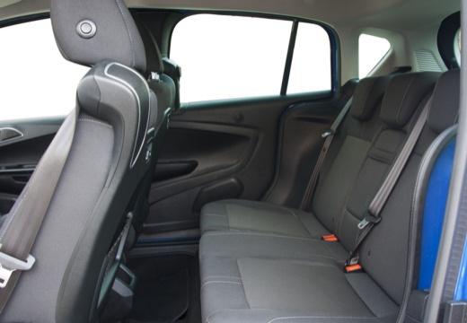FORD B-MAX I hatchback wnętrze