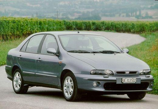 FIAT Marea I sedan szary ciemny przedni prawy
