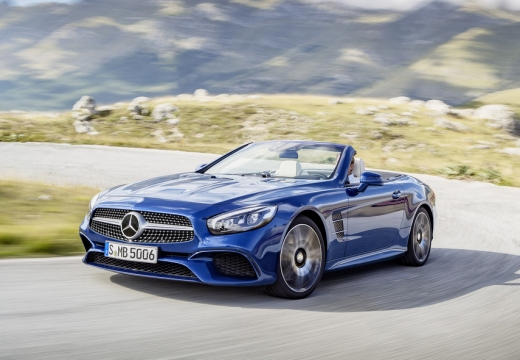 MERCEDES-BENZ Klasa SL Roadster