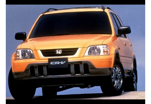 HONDA CR-V I kombi żółty przedni lewy