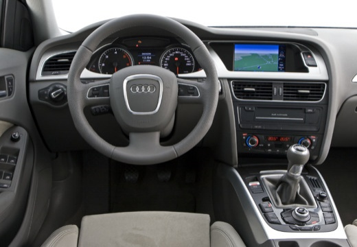 AUDI A4 Avant B8 I kombi tablica rozdzielcza