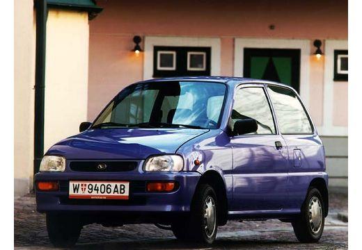 DAIHATSU Cuore III hatchback fioletowy przedni lewy