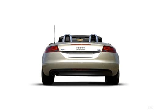 AUDI TT I roadster tylny