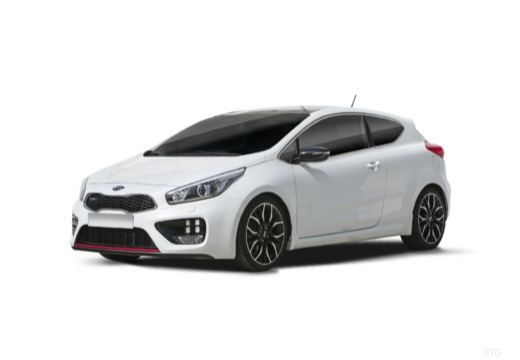 KIA Ceed Proceed IV hatchback