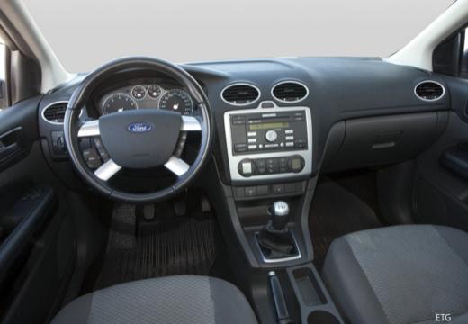 FORD Focus III sedan silver grey tablica rozdzielcza