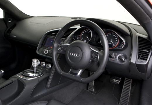 AUDI R8 I coupe tablica rozdzielcza