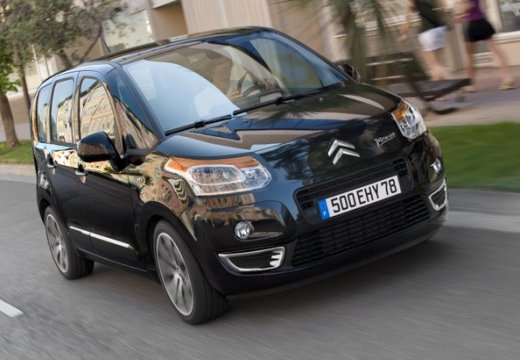 CITROEN C3 Picasso 1.6 HDi Attraction Hatchback I 92KM (diesel)
