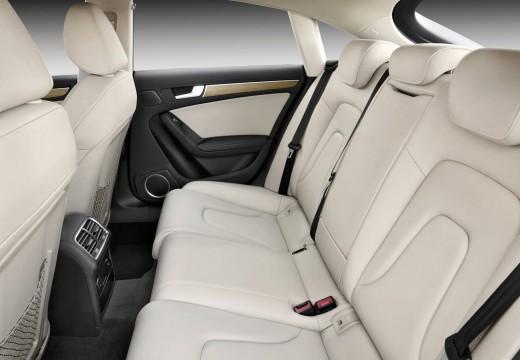 AUDI A5 hatchback wnętrze