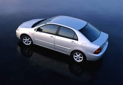 Toyota Corolla 1.6 VVT-i Sol air6 Sedan VI 110KM (benzyna)