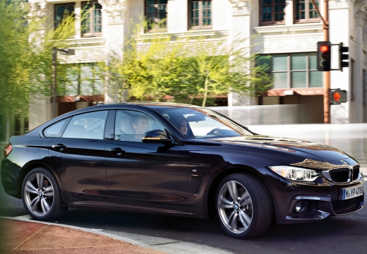 BMW Seria 4 hatchback