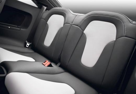 AUDI TT coupe wnętrze