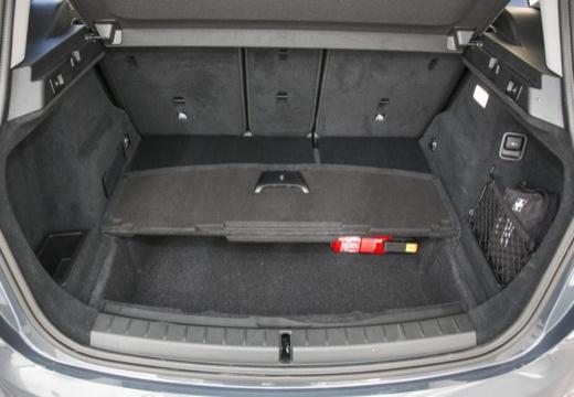 BMW Seria 2 Active Tourer F45 I kombi przestrzeń załadunkowa