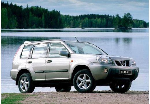 NISSAN X-Trail 2.0 Luxury Kombi I 140KM (benzyna)