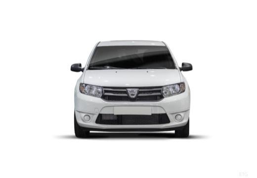 DACIA Sandero II hatchback przedni