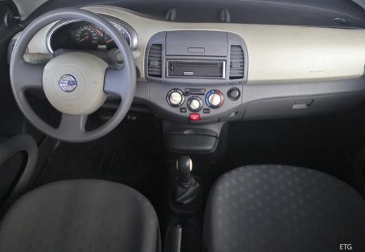 NISSAN Micra VI hatchback tablica rozdzielcza