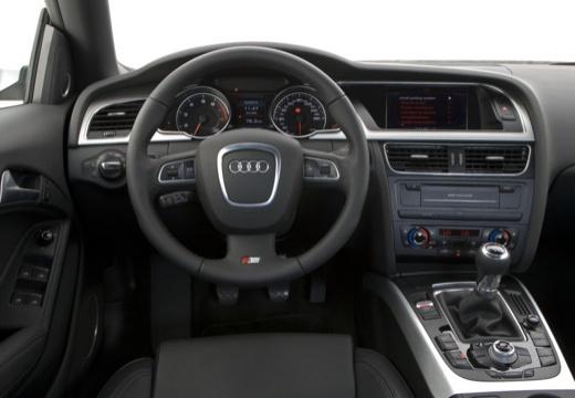 AUDI A5 Cabriolet I kabriolet tablica rozdzielcza