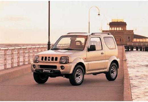 SUZUKI Jimny 1.3 Elegance aut Kombi I 1.4 85KM (benzyna)