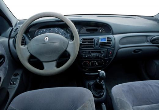 RENAULT Megane II hatchback tablica rozdzielcza
