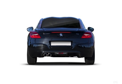 PEUGEOT RCZ coupe tylny