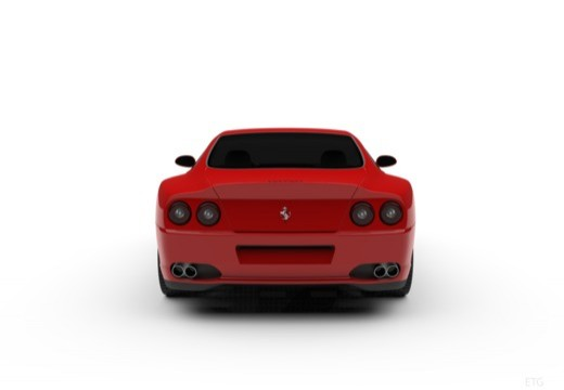 FERRARI 575 F coupe tylny
