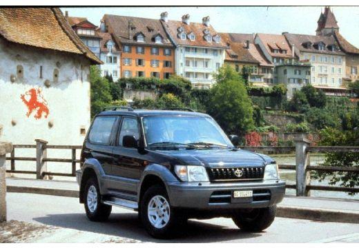 Toyota Land Cruiser KJ90 3.0 TD Special Kombi III 125KM (diesel)