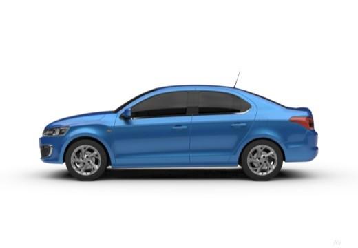 CITROEN C-Elysee sedan boczny lewy