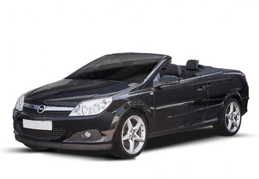 OPEL Astra TwinTop kabriolet czarny