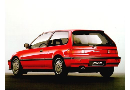 HONDA Civic 1.4 L Hatchback I 90KM (benzyna)