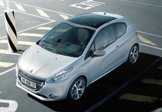 PEUGEOT 208 1.0 VTi/PureTech Access Hatchback I 68KM (benzyna)