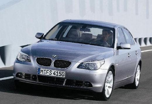 BMW Seria 5 Sedan E60 I